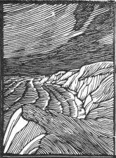 Sea & Cliffs or Sky & Cliffs